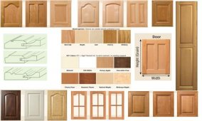 Custom Kitchen Cabinet Doors