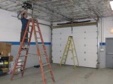 New Commercial Garage Door