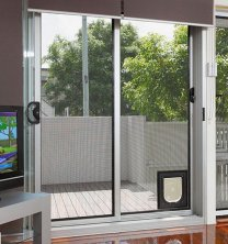 Doggie Doors For Sliding Glass