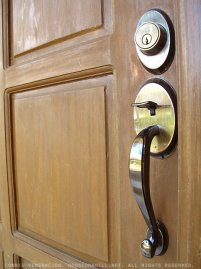 Front Door Interior Door