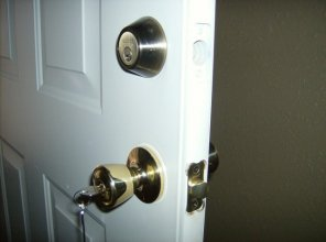 Front Door Locks