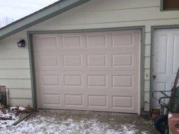 Garage Door & Opener