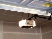Lowes garage door opener