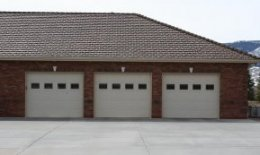 Residential Garage Doors With