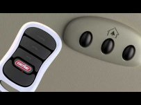 Universal Garage Door Opener:
