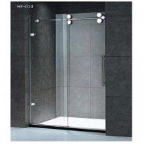 Bathroom glass door - 6