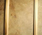 Frame of DIY glass cabinet doors