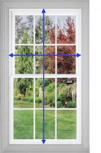 measure for your new windows