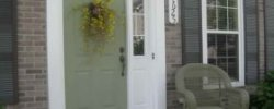 Best paint for front door