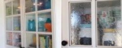 Cabinet Doors Glass
