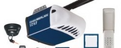 Chamberlain 1 2 HP Garage Door Opener