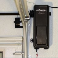 Raynor's Prodigy Wall-Mounted Jackshaft Garage Door Opener