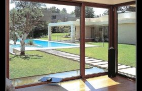 8 foot Sliding glass Doors