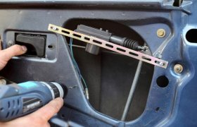 Car Door Lock Repair