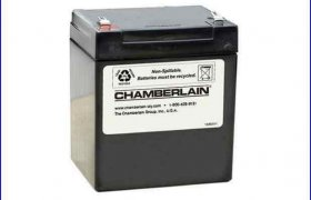 Chamberlain Garage Door Opener Battery