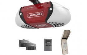 Craftsman 1 2 Horsepower Garage door opener