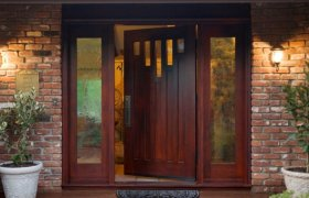 Craftsman Entry Doors
