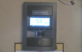 Craftsman Garage door keypad
