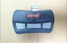 Genie Garage Door opener remote not Working
