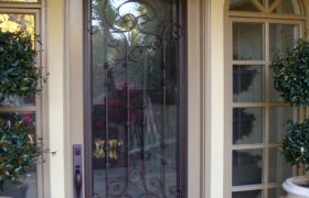 Glass Screen Doors