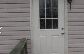 Mobile Home front Doors