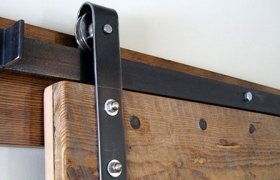 Stanley Barn Door Hardware