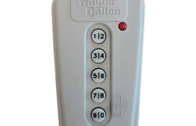 Wayne Dalton garage door remote