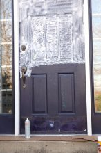 Tips on how to strip paint from an exterior metal door
