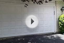 A Wayne Dalton Garage Door in Oak Brook,IL Real Wood