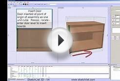 Cabinet Design Software - Building Cabinets with Doors and