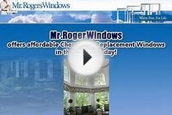 Cheap Cost Replacement Windows