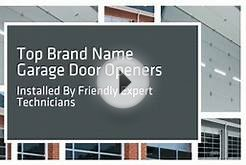Commercial Garage Door Openers in Houston by Houston