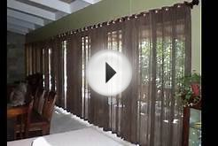 Curtains For Sliding Glass Doors - Window Treatments For