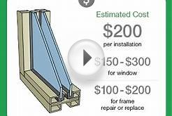 How to avail lowest Window Replacement Cost