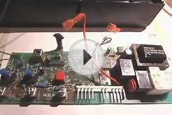 How to repair Garage Door Opener? Led Indicator 6 flashes