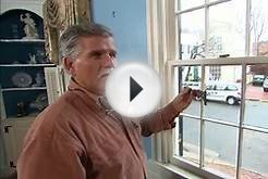 How to Repair Stuck Sash Windows - This Old House