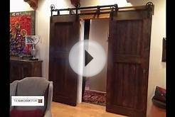 Interior Barn Doors- Interior Barn Door Ideas
