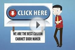 Looking For The Best Affordable Custom Cabinet Doors Online?