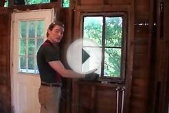 Moving an Exterior Door - Home Renovation