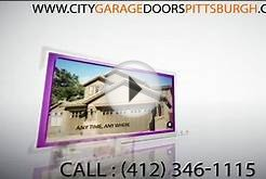 Pittsburgh Garage Doors Repair | (412) 346-5 | 10% OFF
