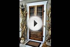 Screen Door Parts | Sliding Screen Door Parts Home Depot