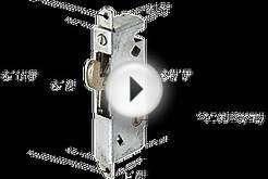 Sliding Glass Door Locks can be replaced, heres how