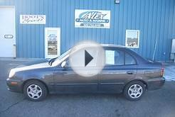 Used 2005 Hyundai Accent GLS 4-Door for Sale in Alexandria