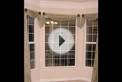 Window Scarves - Window Scarves For Sliding Glass Doors